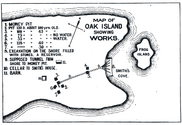 oak island early accounts 1893