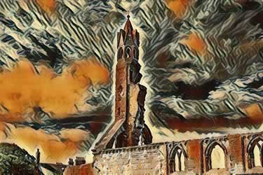 oak island popular theories st andrews cathedral