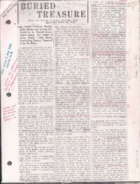 Eastern Chronicle April 5 1894 article (1935 reprint) p1