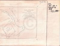 Oak Island Plan of Property Lately Owned by Selly Sellers, part 2