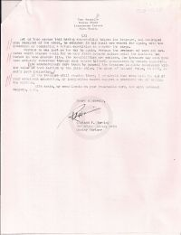 Letter of Cmdr. Harris correcting R.V. Harris' mistake and posing his own theory p2