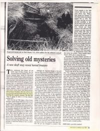 Maclean's: Solving old mysteries (magazine included)