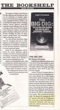 Treasure Search/Found review of Big Dig p1 (magazine included)