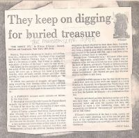 Anniston Star: They keep on digging for buried treasure