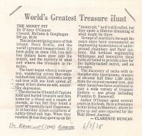 Nashville Banner: World's Greatest Treasure Hunt