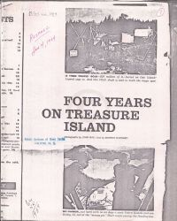 Four Years On Treasure Island p1, part 1